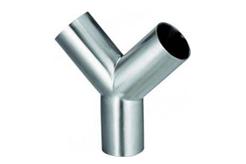 焊接Y型三通管接头