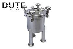 非标定制小型储罐周转罐